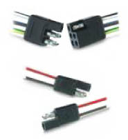 standard molded connectors types of trailer wiring harnesses; wire harness products molded wire harness at n-0.co